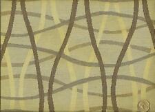 Knoll Mamba Smoke Abstract Contemporary Crisscross Tapestry Upholstery Fabric
