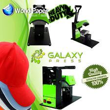 Galaxy Press Hat Cap Heat Press Machine Sublimation  W/ Mounting Clamp LP-GS-501
