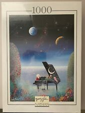 """Nathan Puzzle """"Galaxie"""" 1000 Pieces Sealed in Box and Unopened"""