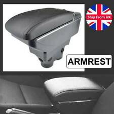 For Peugeot 208 2013 - 2018 Dual Layer Armrest Car Central Console Storage Box