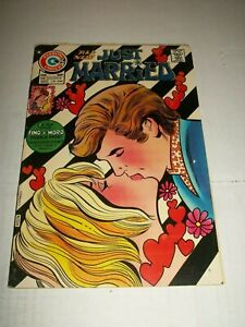 Charlton JUST MARRIED #103 (1974) Art Cappello Cover