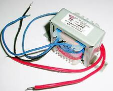 1pc 110VAC 5W Power Supply Transformer 9V X 2 -