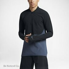 Nike NikeLab Essentials Men's Half-Zip Top M Pullover Jacket Shirt Training New