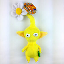Nintendo Game Character Yellow Pikmin with Flower Plush Stuffed Animal Toy 5.5""