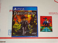 Plague Road (Sony PlayStation 4, 2017) Limited Run Games
