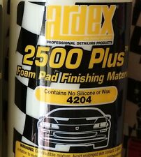 Autocare - Ardex 2500 Foam Pad Finishing Material 32 oz. Shop Safe