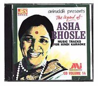 Music Tracks For Hindi Karaoke CD The Legend Of Asha Bhosle Volume 14  Aniruddh
