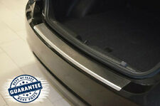 Chevrolet CRUZE 4D 2009- Rear Bumper Profiled Protector Stainless Steel Cover