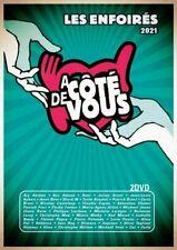 LES ENFOIRES 2021 A COTE DE VOUS DVD  NEUF SOUS CELLOPHANE