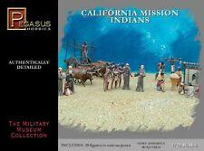 PEGASUS  1/72 California Mission Indians Set #1 (39)    PGS7051