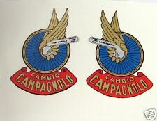 Campagnolo winged wheel early decal