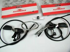 Schalter Retro Daumenschalter Sunrace Sturmey Archer Fahrrad Vintage neu