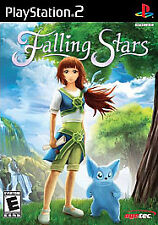 Falling Stars Sony PlayStation 2 PS2 Agetec Rare OOP
