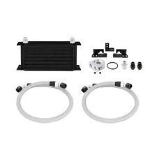 MISHIMOTO Jeep Wrangler JK Oil Cooler Kit 2007–2011 BLACK