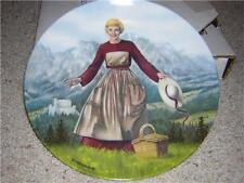 """KNOWLES """"Sound of Music"""" First Collector's Plate NIB"""