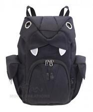 Big Cat backpack SMALL Black MORN CREATION bag preschool lion tiger panther king