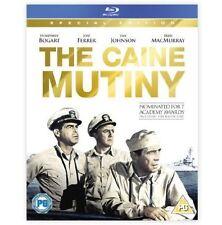 The Caine Mutiny 1954 Blu-ray (uk) Drama Romance Movie Region B