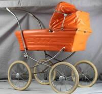 Vintage - Original 1970er Jahre Puppenwagen - cooles Deko Teil    /H