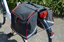 Fahrradtasche Satteltasche Gepäckträgertasche Fahrrad Packtasche Gepäcktasche