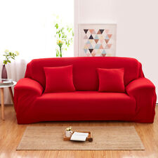 1 2 3 4 Seater Stretch Sofa Cover Couch Elastic Tight Wrap Slipcover Protector