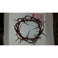 "Crown Of Thorns: Life Size Authentic Crown (11-12"" in diameter)"