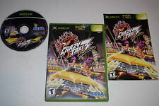 Crazy Taxi 3 High Roller Microsoft Xbox Video Game Complete