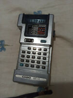 Casio ST-1 vintage calculator and stopwatch