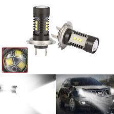 H7 LED Scheinwerfer COB Birnen Tagfahrlicht Lampen Leuchte 6000K IP68 CE Weiß