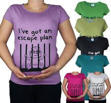 Maglie e camicie di cotone per la maternità