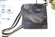 Bally Leather Crossbody Bag Messenger Bag