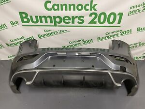 Volvo V40 R DESIGN Rear Bumper GREY 2012 - ON Genuine 31283756