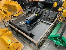 Skid Steer Attachment 72 Brush Cutter Mower