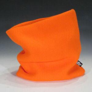 Turtle Fur Heavyweight Fleece Neck Warmer (Blaze - Orange), Buff Gaiter