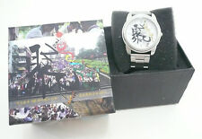 HK SCOUTS - Scout Leader Woodbadge Holder Gilwell Reunion 2011 WATCH with BOX