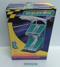 SCALEXTRIC HORNBY RACE+ ACCESSORIES PLASTIC GRANDSTAND C8320 (NEW BOXED) 1.32