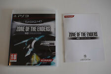 zone of the enders hd ps3 ps 3 playstation  3