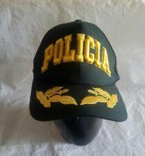 Rar! NEU Polizei Schirmhut Frau Peru- Lima,Capitana Gr.53-56