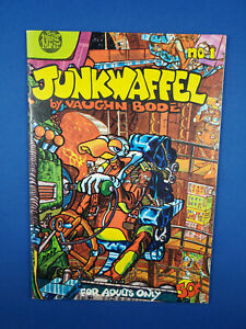 JUNKWAFFEL 1 VF+ BODE 1971