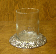 Carson Statesmetal #11024 VOTIVE HOLDER, Renaissance Style NEW From Retail Shop