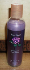 Victoria's Secret Love Spell Shimmering Body Lotion 6 fl oz New