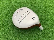 NOS 1999 TaylorMade Golf BURNER SUPERSTEEL 3 WOOD *HEAD ONLY* Right Handed RH 3W