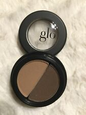 Glo Skin Beauty Brow Powder Duo - Brown 1.1g/0.04oz Eyebrow. New Authentic