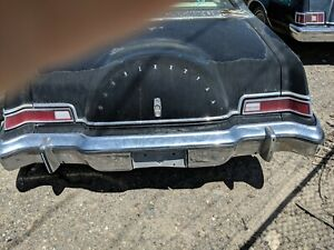 1975 Lincoln Continental Mark IV 1970 1971 1972 1973 1974 door hinge