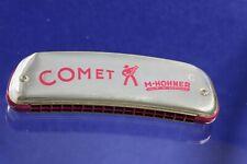 Diatonische Mundharmonika von M. HOHNER Comet 2503/32 Tonhöhe C