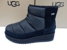 UGG Womens Ridge Mini Black 8