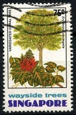 Singapore 1976 SG#271, 75c Wayside Trees Used #D47034