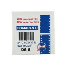 fomapan DS8 super 8mm film black & white bw super8
