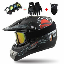 Full Face Motorcycle Helmet Dirt Bike Helmet Motorcycle Motocross S M L XL