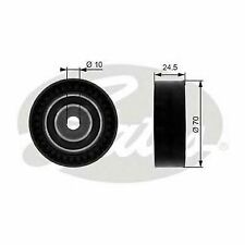 NEW GATES V-RIBBED BELT DEFLECTION GUIDE PULLEY OE QUALITY REPLACEMENT T38071