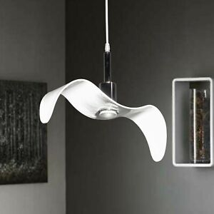 Hanging Lamp Minimalist Model Gabbiano Low Modern Composition